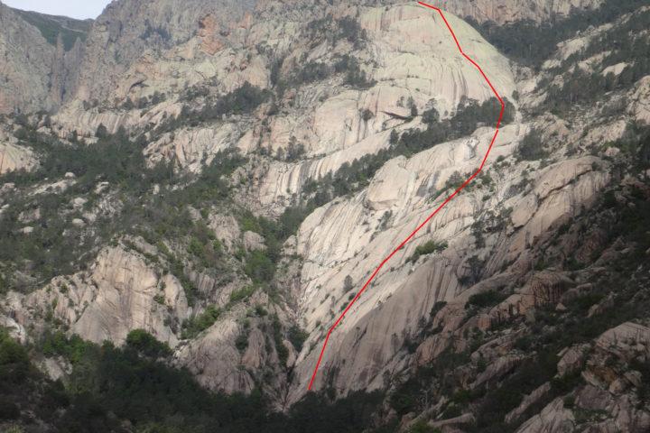 pedra tonda la mère des montagnes itinéraire topo