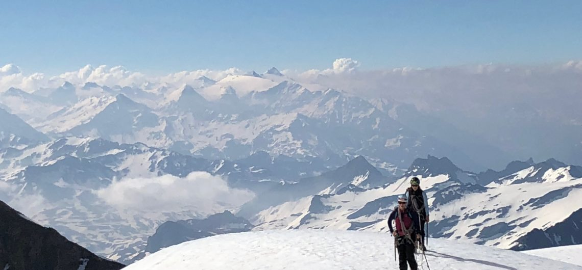 Dôme des Glaciers