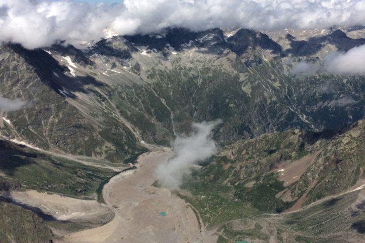 Vallée de Macugnaga Risotto à Alagna Cresta Signal Mont-Rose
