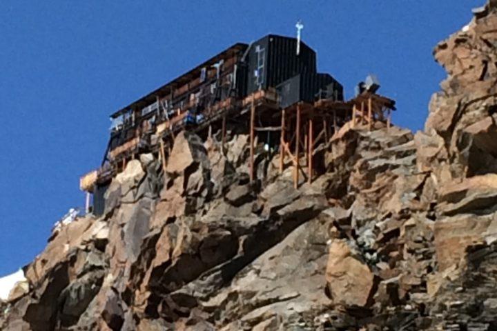 Refuge Margherita Cresta Signal Mont-Rose