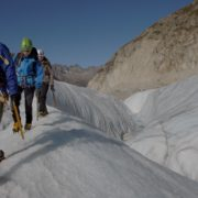 Raid balcons de la mer de glace