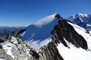 Dômes de Miage avec les Guides de Saint-Gervais / Les Contamines