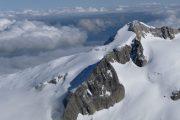 Dôme des glaciers avec les guides de Saint-Gervais / Les Contamines