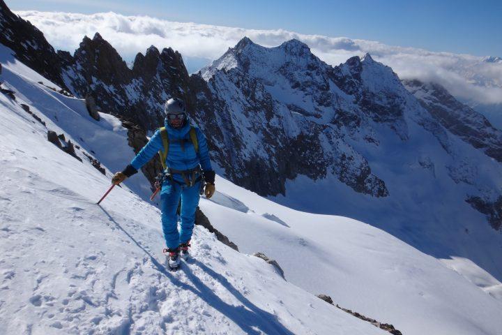 Belle ambiance à l'Aletschhorn