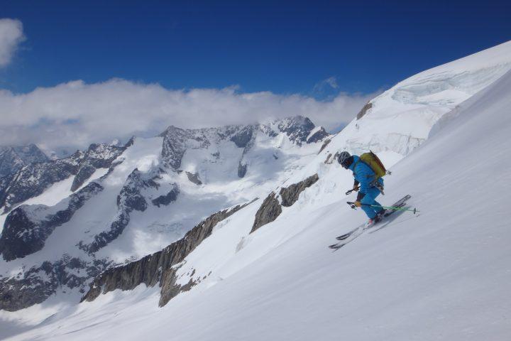 Ski de rando GRANDIOSE!