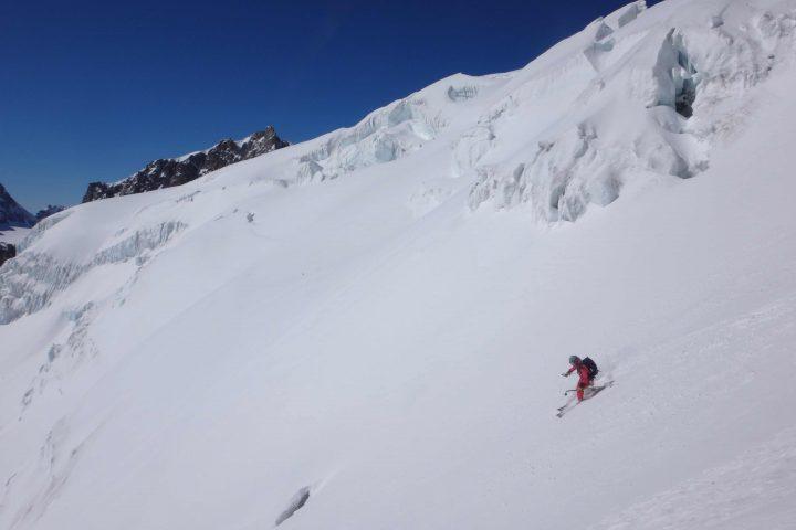 ski sur les grandes murailles