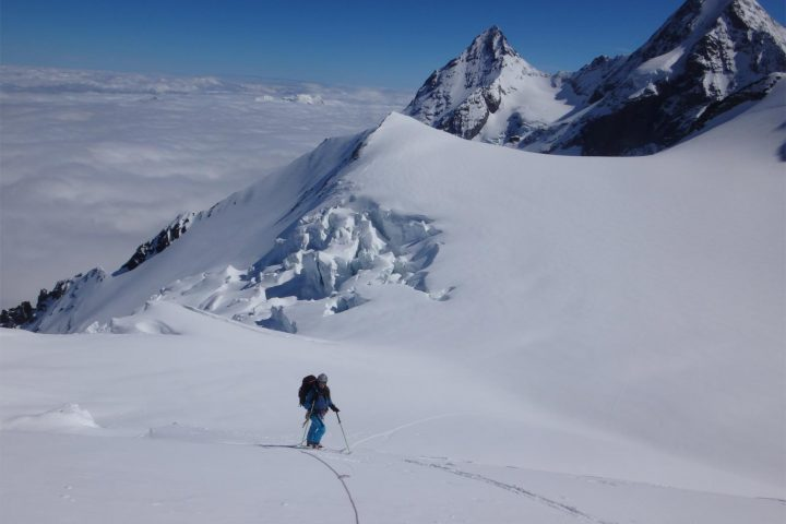 plateau du Giesengletscher