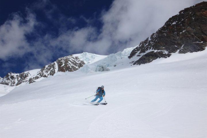 grand ski en Oberland