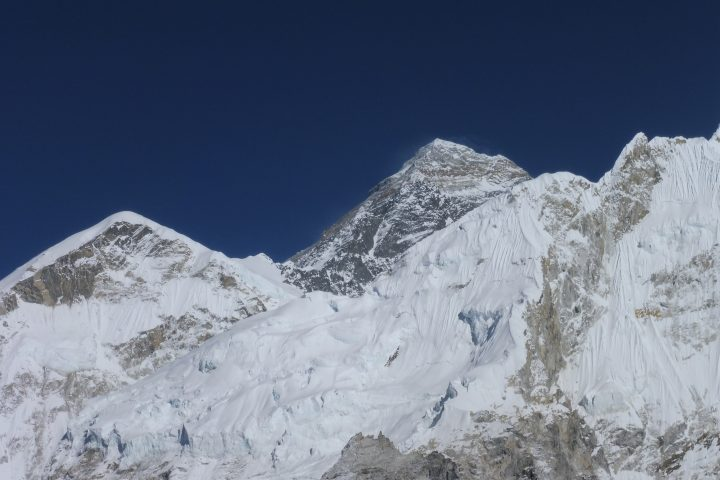 Everest, Chomolungma, Sagarmatha...