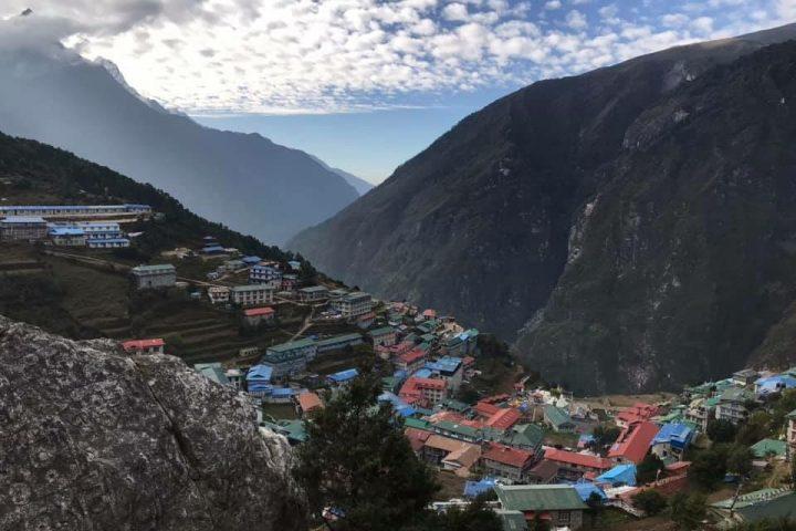 Namche Bazar, 3440m