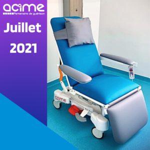 Fauteuil Medical Hopital Ambulatoire Clinique equipement hospitalier