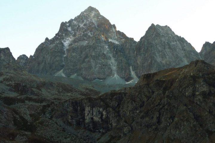 VISO et Visolotto, et leurs versants nord