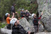 escalader le mont blanc avec un guide