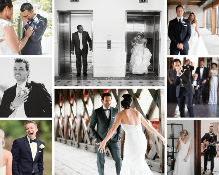 Check-list des photos de mariage