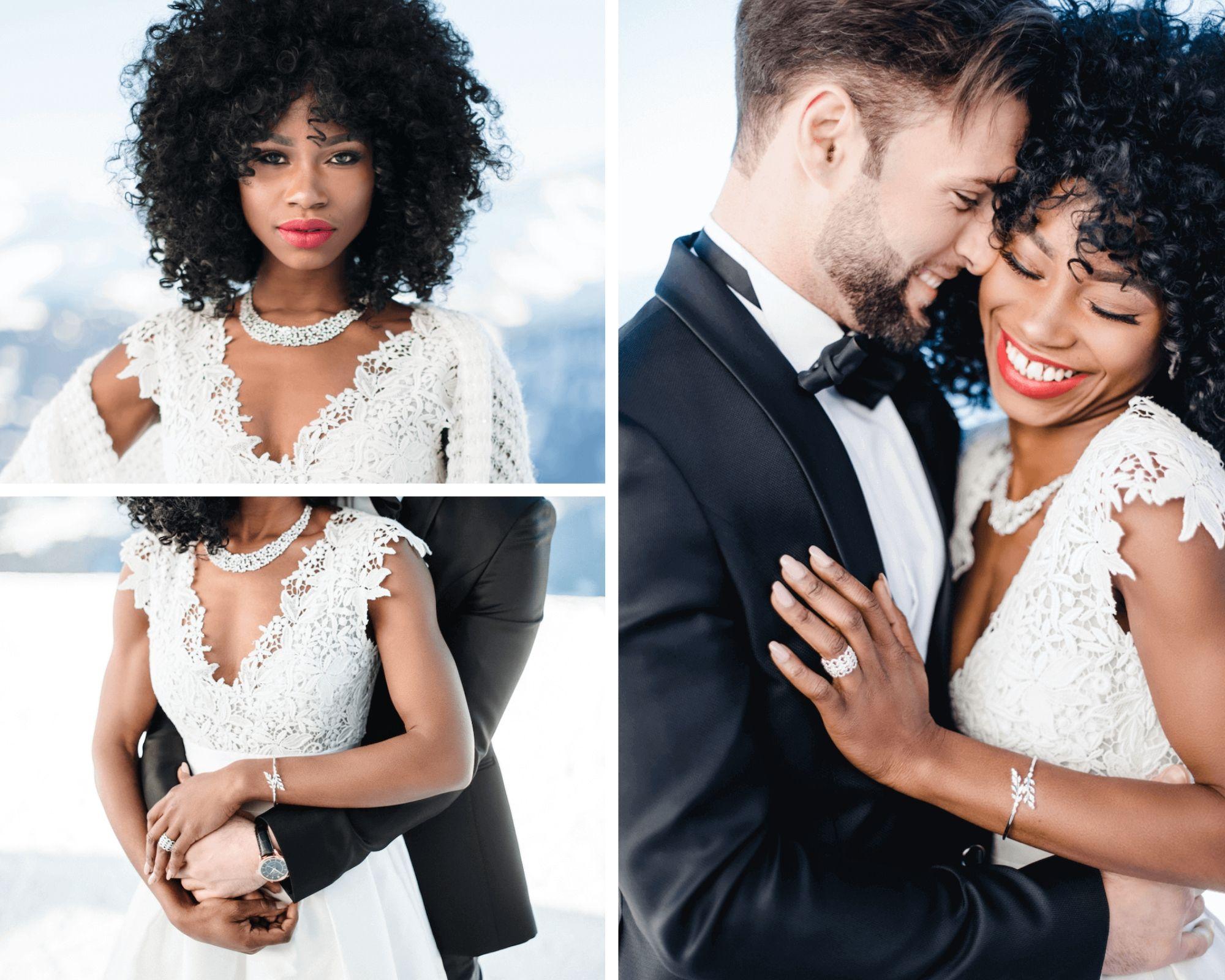 Choisir ses bijoux de mariage