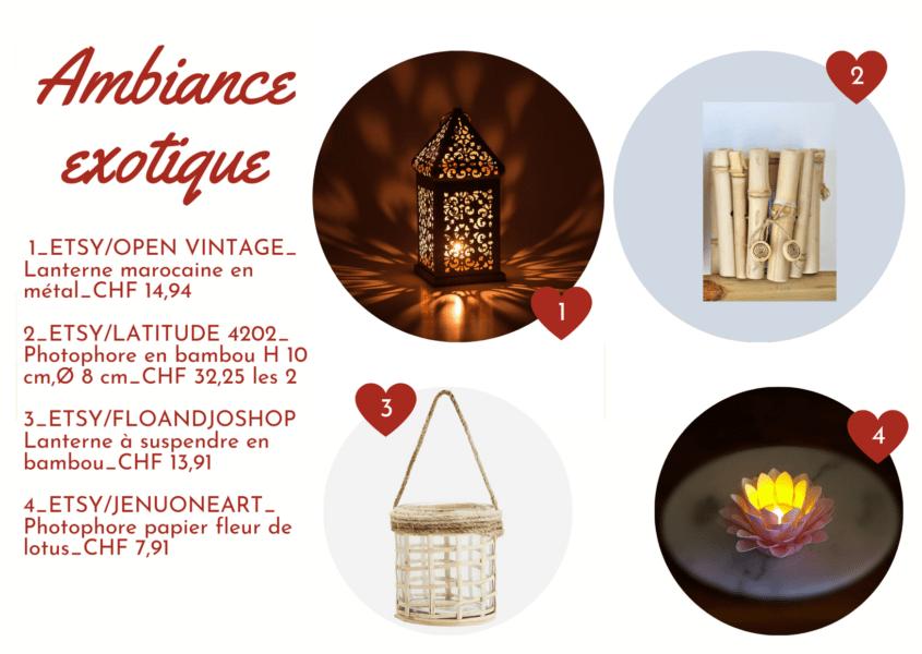 La magie des bougies pour la décoration de votre mari