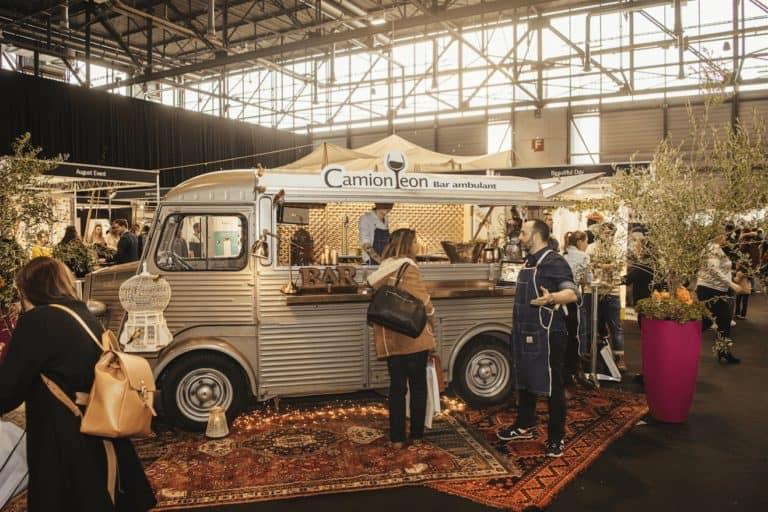 Camion Leon Salon Mariage Genève 2019