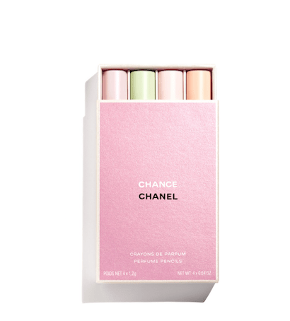 Chanel Chance 4 crayons parfums