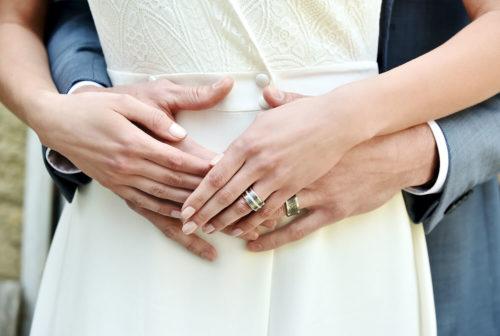 Choisir ses alliances de mariage