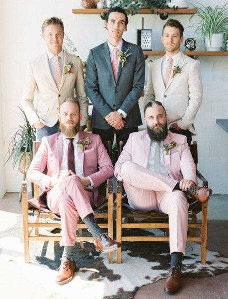 Choisir ses témoins, garçons et demoiselles d'honneur pour son mariage