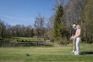 Golf du Bonmont - Shooting semarier.ch