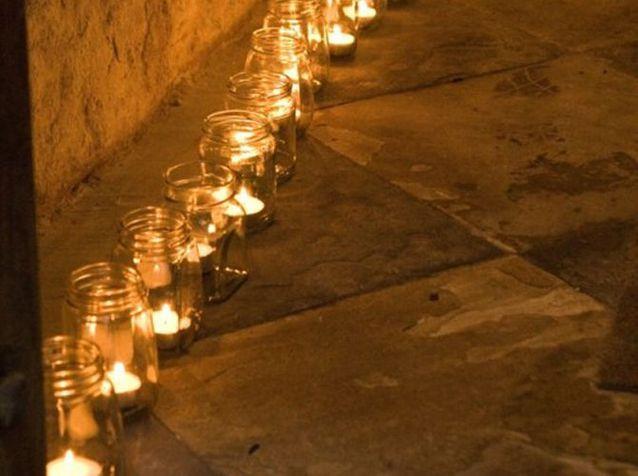 La magie des bougies pour la décoration de votre mariage
