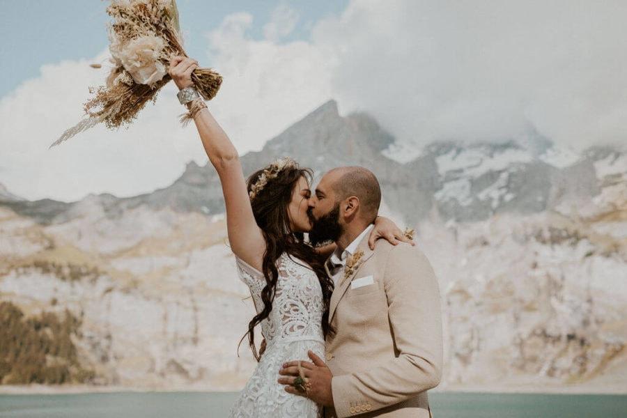 L'elopement, la tendance mariage