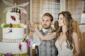 Wedding Cake - Inspiration Mariage Suisse
