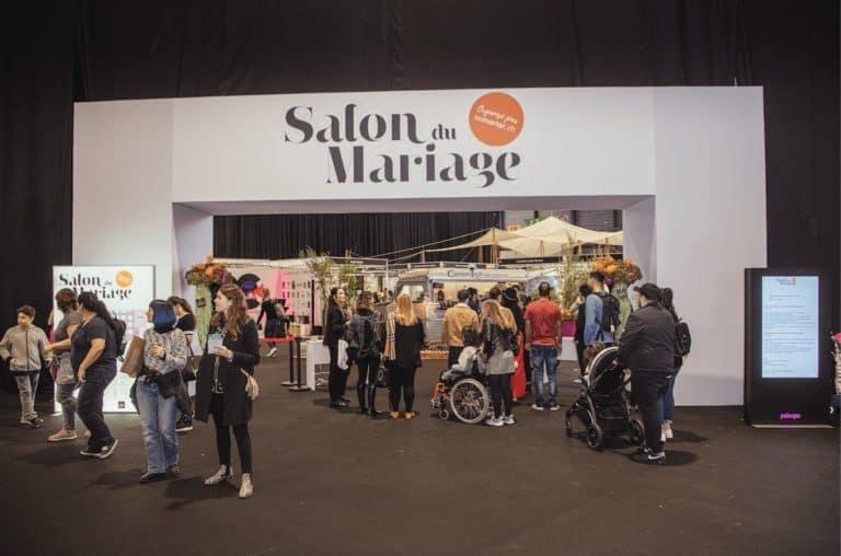 Entrée Salon du Mariage Genève 2019