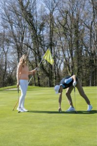 Golf du Bonmont Suisse - Shooting semarier.ch