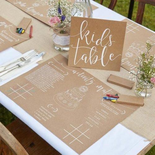 Nos conseils pour élaborer son plan de table