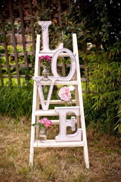 Louer sa déco de mariage