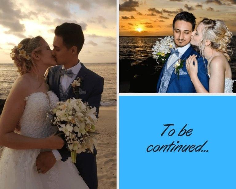 Le mariage de Philippe et Estelle au Victoria Beachcomber à l'île Maurice