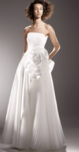 Robe de mariée et morphologie