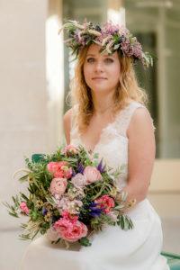 Bouquet Mariée by Myrtle Genève