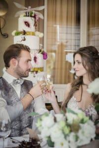 Mariage au Parc des Eaux Vives