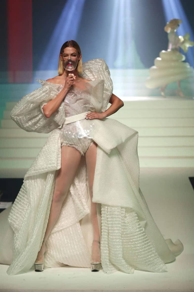 Robe de mariée Haute Couture P/E 2020