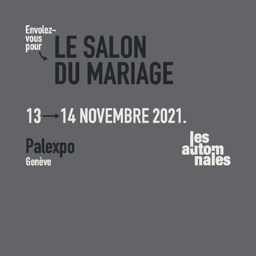 salon du mariage 2021