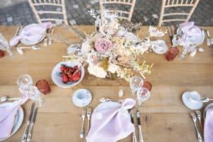Table campêtre Suisse