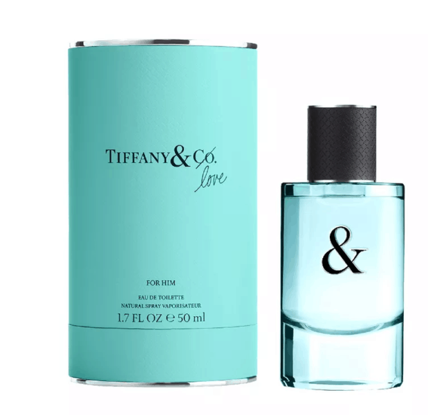 Tiffany and Co. parfum homme