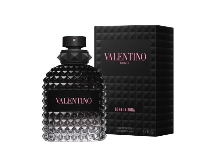 Valentino, Born in roma oumo